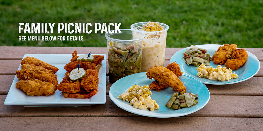 Family Picnic Pack
