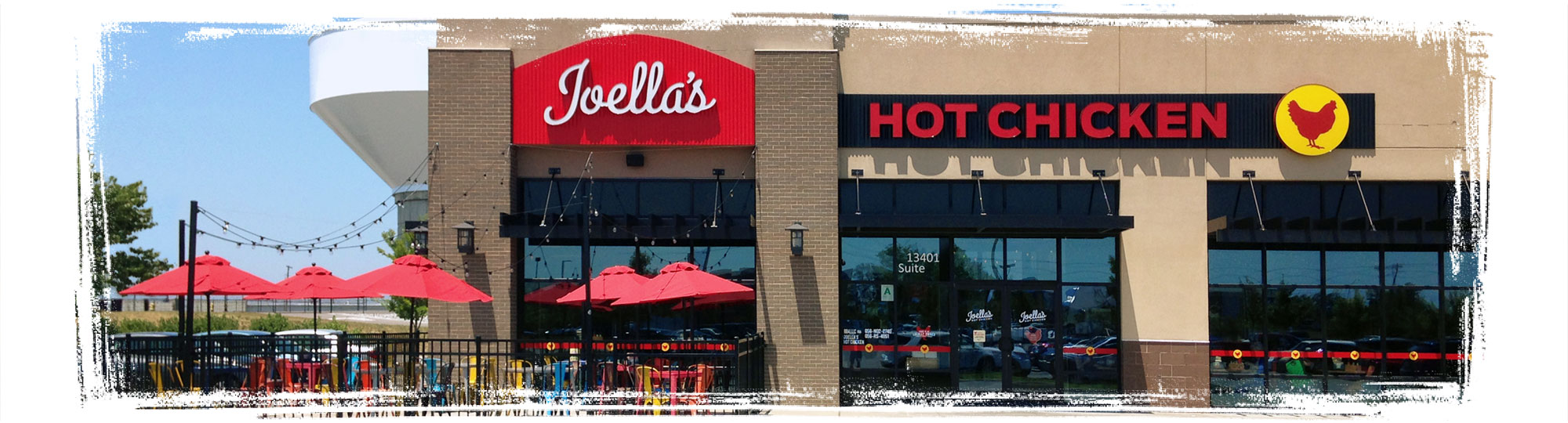 Joella's Middletown restaurant exterior in Louisville, Kentucky