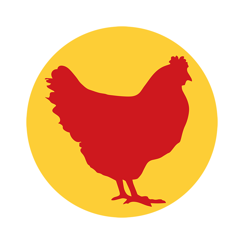 Joella's Hot Chicken circle icon