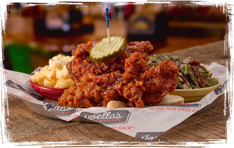 Chicken Plates - Joella's Hot Chicken