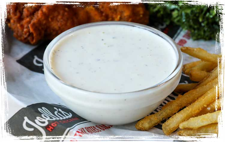 Joella's Ranch sauce